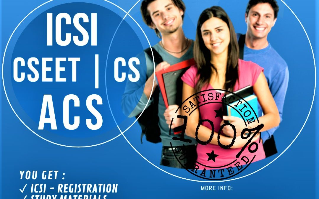 Attention Students of ICSI for CS Executive Level – June Exam Temporary relaxation for complying with the requirement of Pre-Examination Test and One Day Orientation Programme for enrollment to June 2021 session of CS Examinations.