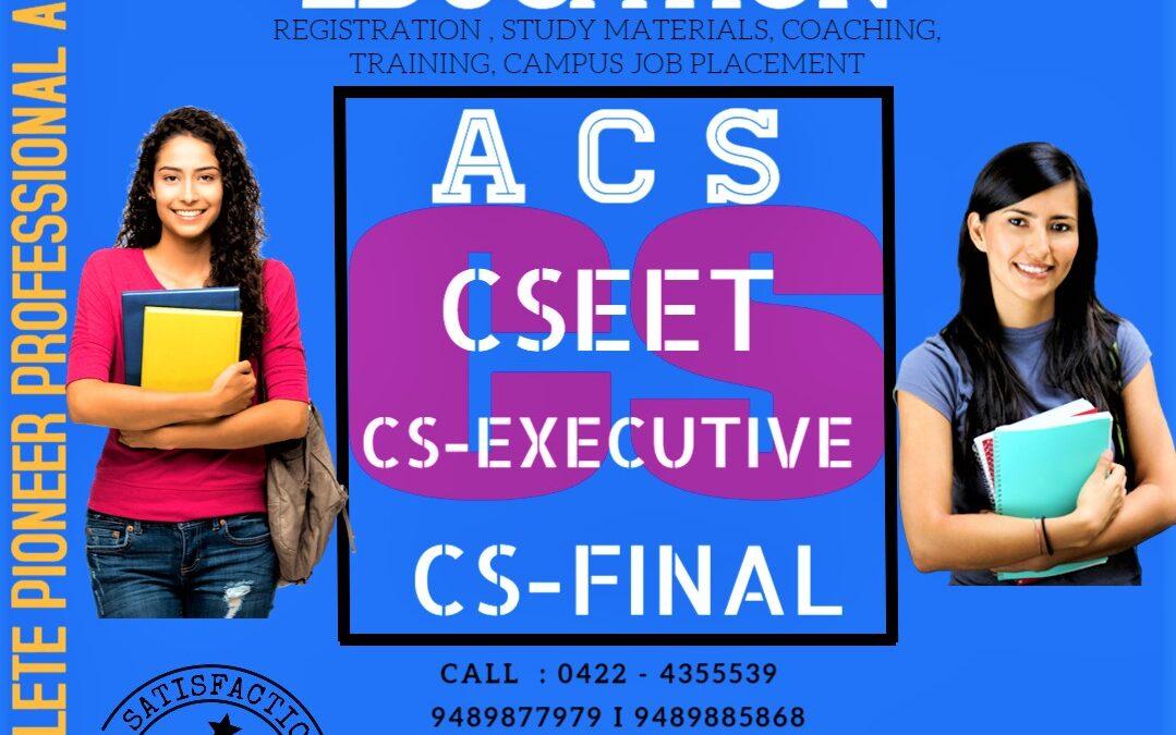 Masterclass No 1 Institute For CS in Coimbatore