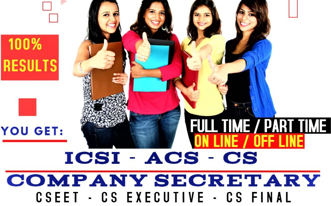 Best No 1 Coaching Institute Admissions Opened for CS-January Batch 2022